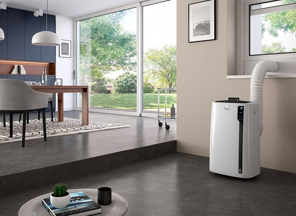 Advantages of having a portable air conditioner