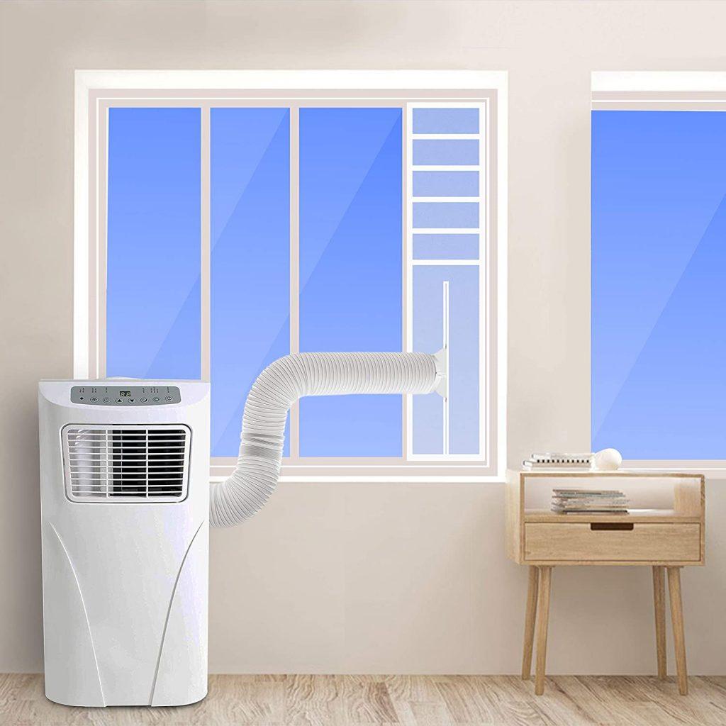 Ventajas de disponer de un aire acondicionado portátil