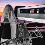 SpaceX lanza la primera nave tripulada