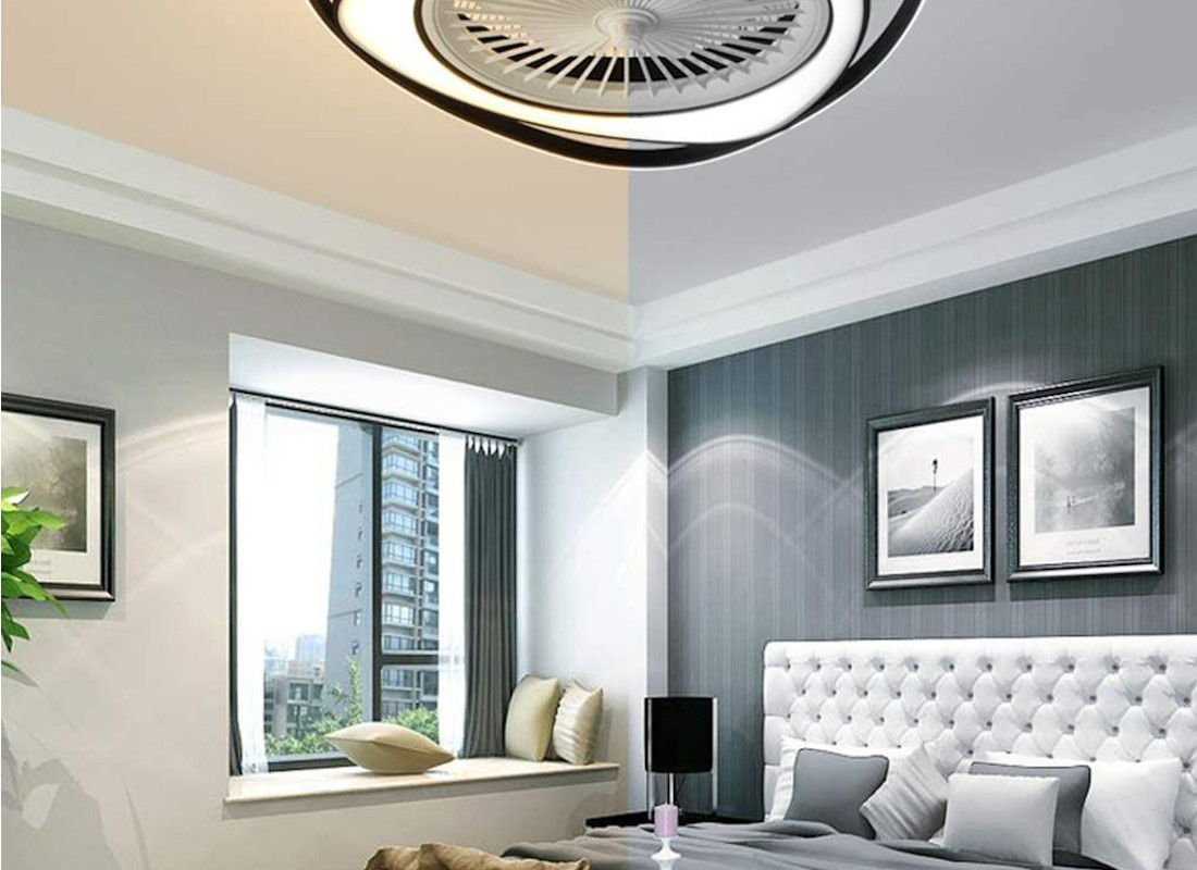 Bladeless Ceiling Fans The Best Selection Of 2021